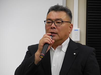 鈴木浩之会長