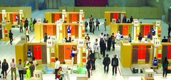 第26回全国建築塗装技能競技大会